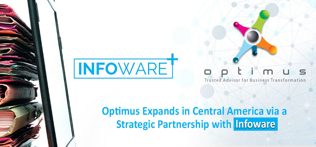 Optimus Expands In Central America Via A Strategic Partnership With Infoware