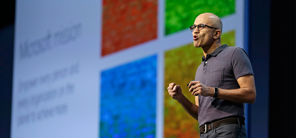 Microsoft's Recent Sales Team Shake Up Was The 'most Significant' In The Company's 42 Year History