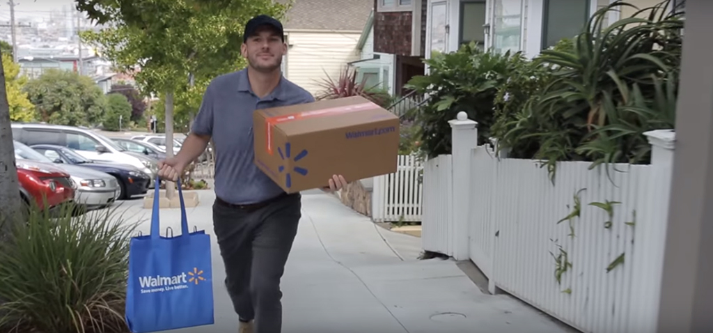 Cool Or Creepy? Walmart To Deliver Food And Put It In Fridge (CNN)