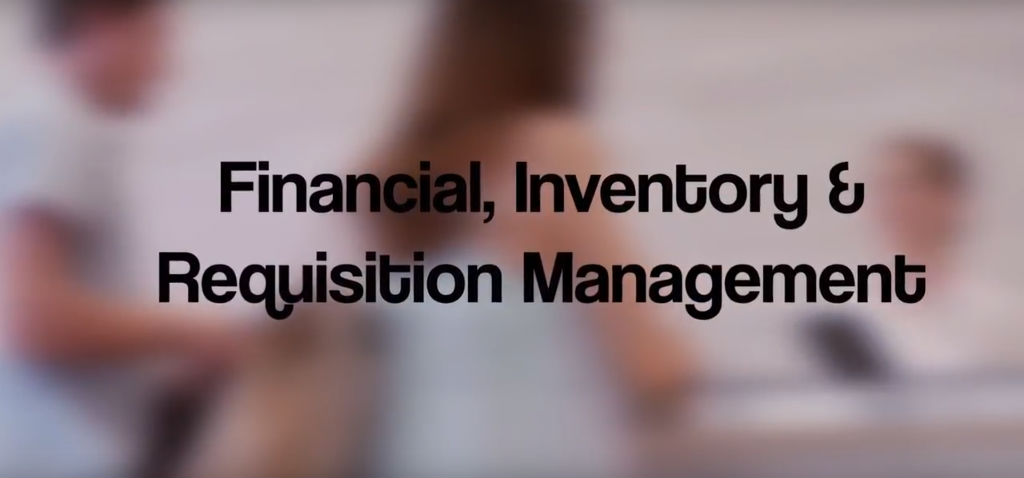 Hospitality Financial, Inventory And Requisition Management
