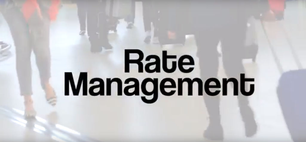 Hospitality Rate Management