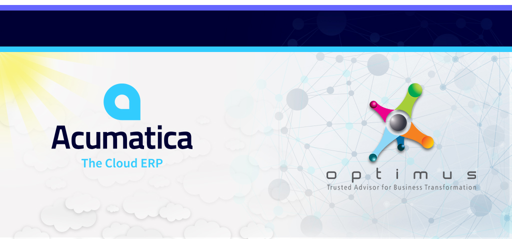 Optimus Business Transformation Joins Acumatica