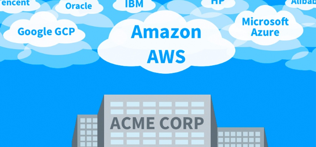 "Microsoft And Google Have Fallen Behind Amazon But ""Multi-Cloud"" Changes The Game"