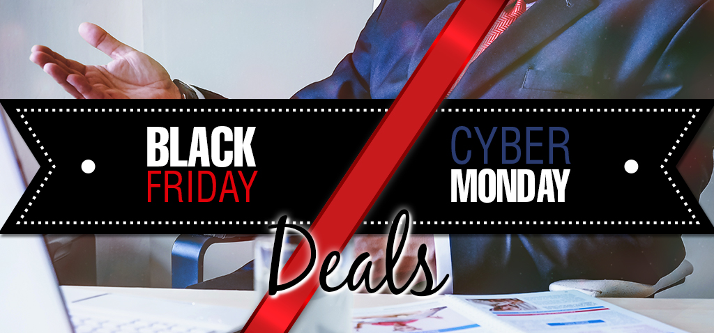 2017 Black Friday And Cyber Monday Promotions & Specials By Optimus
