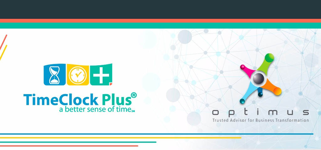 Optimus Enhances End-to-end ERP Solution Through Partnership With TimeClock Plus