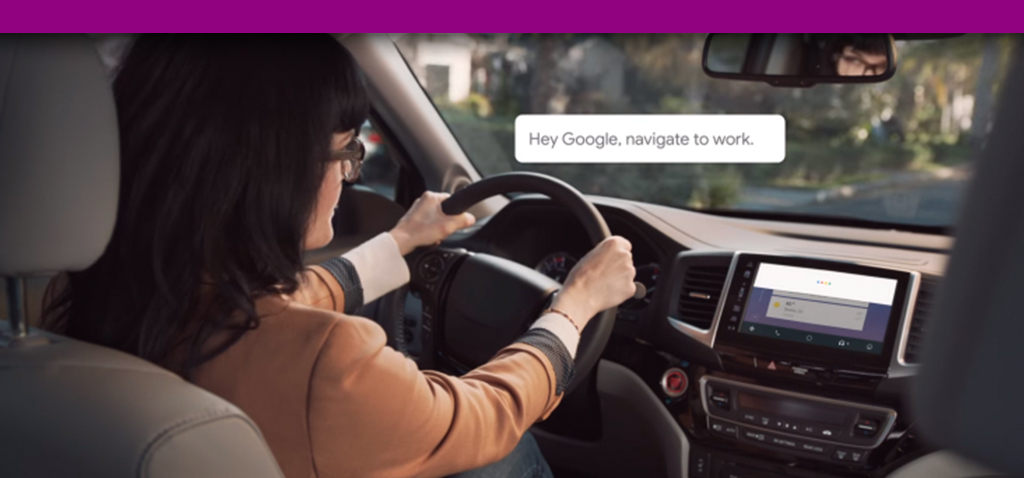 Google Brings Its Assistant To Android Auto
