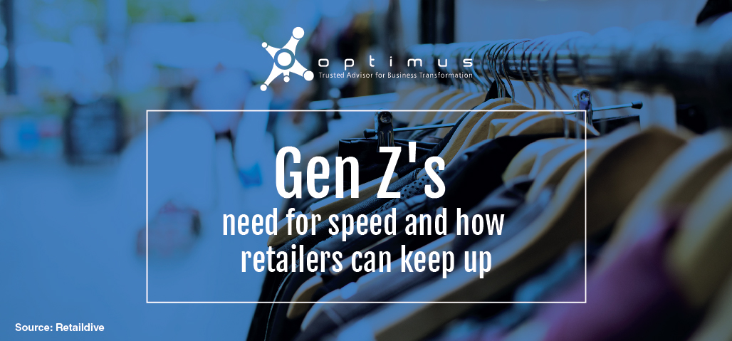 Gen Z's Need For Speed And How Retailers Can Keep Up