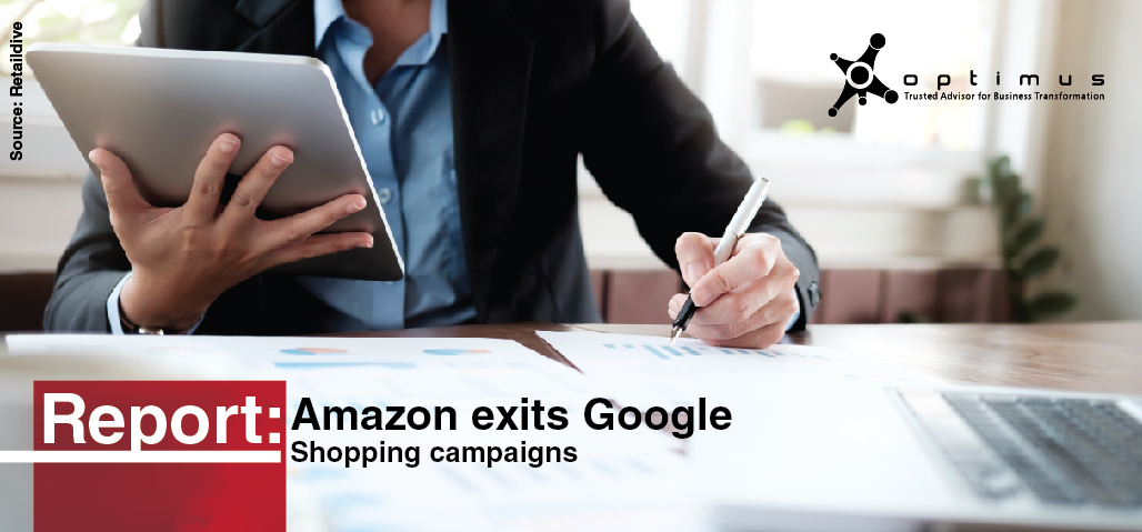 Report: Amazon Exits Google Shopping Campaigns