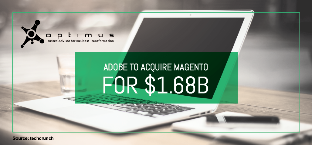 Adobe To Acquire Magento For $1.68B