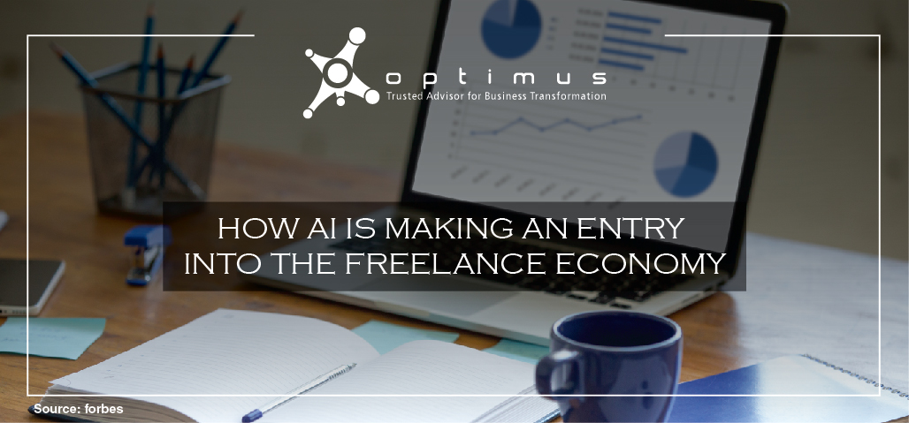 How AI Is Making An Entry Into The Freelance Economy
