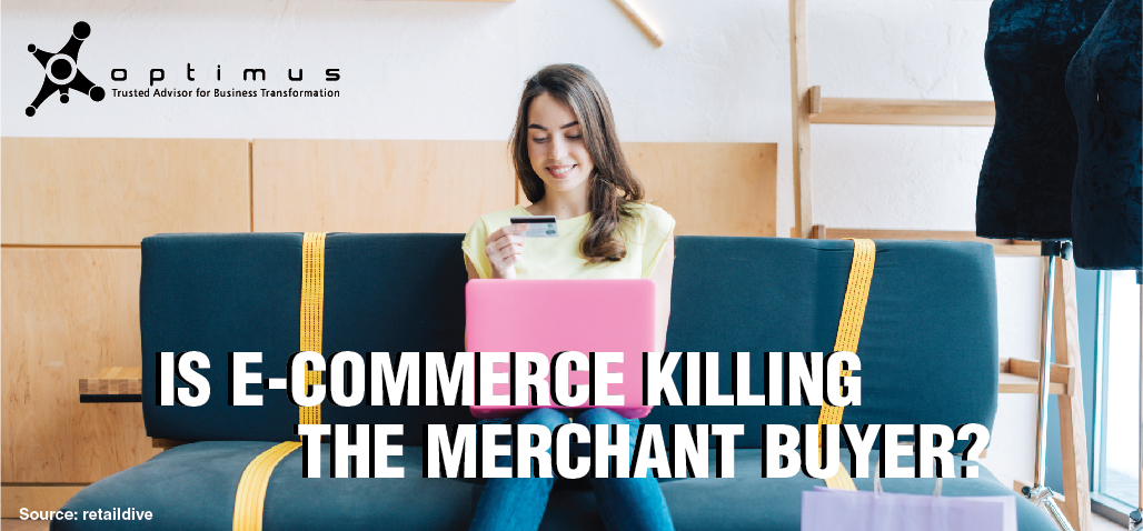 Is E-commerce Killing The Merchant Buyer?