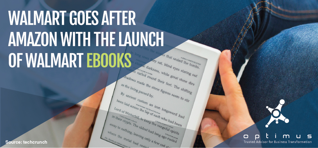 Walmart And Kobo Launch Walmart EBooks, An Online E-book And Audiobook Store