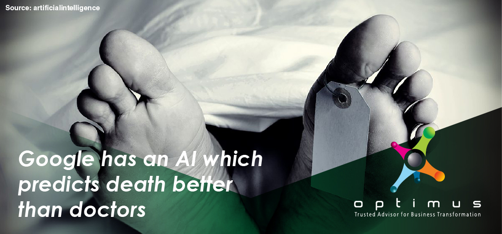 Google Has An AI Which Predicts Death Better Than Doctors