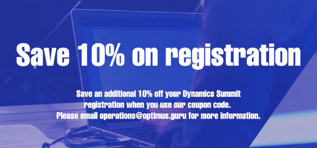 Optimus Will Be A Sponsor At The 2018 Summit Conference For Microsoft Dynamics In Phoenix