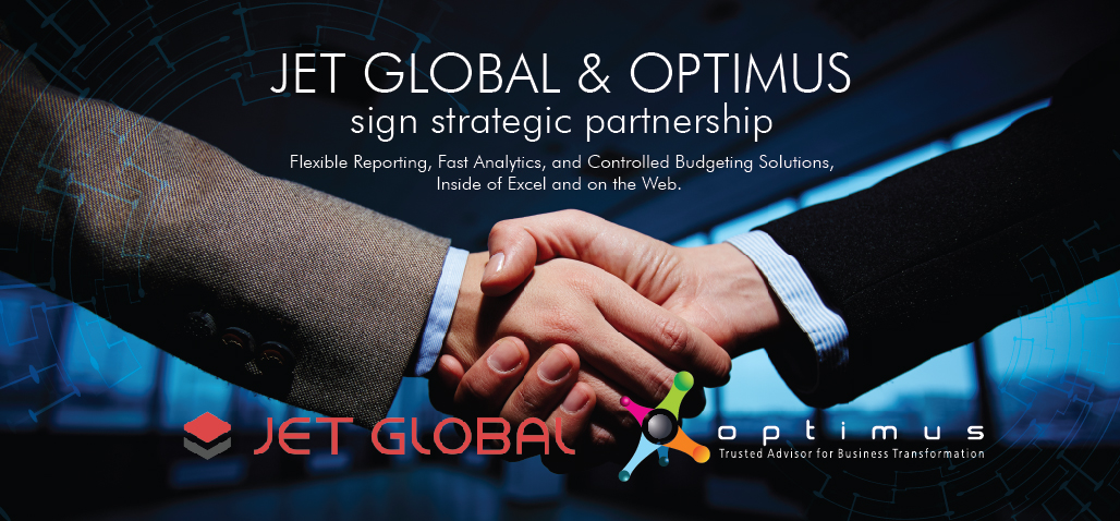 Jet Global & Optimus Sign Strategic Partnership