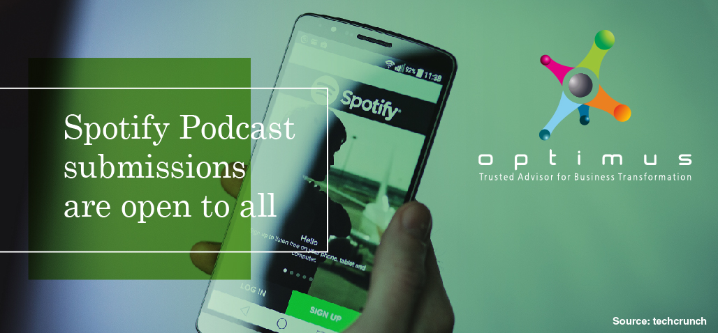 Spotify Podcast Submissions Are Open To All