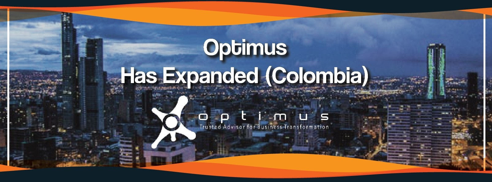 Optimus Has Expanded (Colombia)