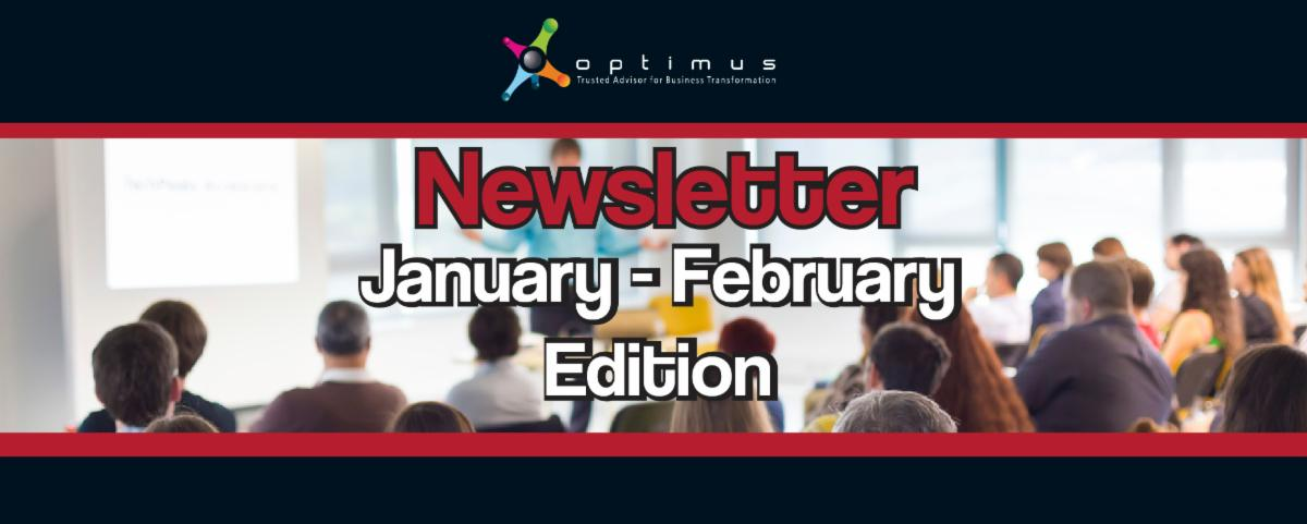 Newsletter January – February Edition