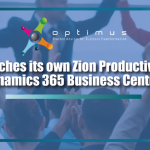 Optimus Launches Its Own Zion Productivity Suite That Integrates With Dynamics 365 Business Central And Other ERP's