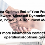 Don't Miss Our End Of Year Promotions For Mobile Hardware, Microsoft Dynamics ERP/CRM, ECommerce, Power BI & Document Management.