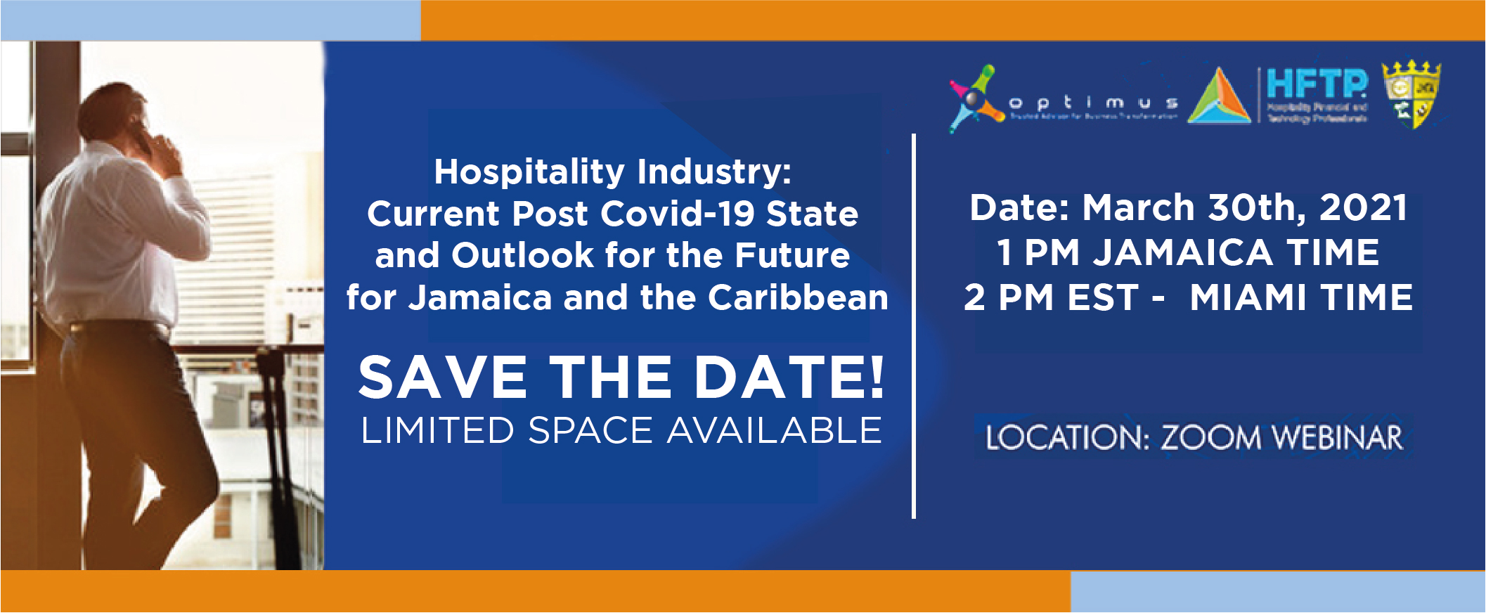 Hospitality Industry: Current Post Covid-19 State and Outlook for the Future for Jamaica and the Caribbean