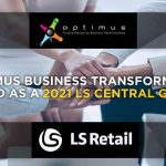 Optimus Achieves Gold Level Partner Status With LS Retail For 2021
