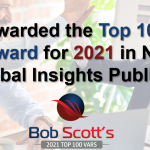 Optimus Is Awarded The Top 100 Consulting Firm (VAR) Award For 2021 In North America By Global Insights Publication